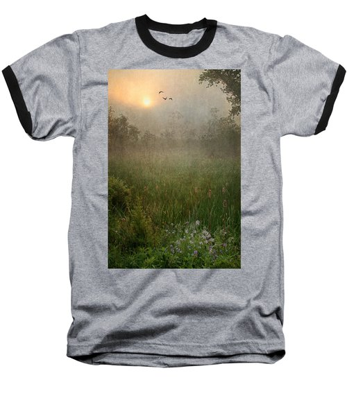 Baseball T-Shirt featuring the photograph Spring Sunrise In The Valley by Dale Kincaid