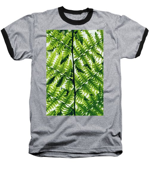 Spring Symmetry Baseball T-Shirt