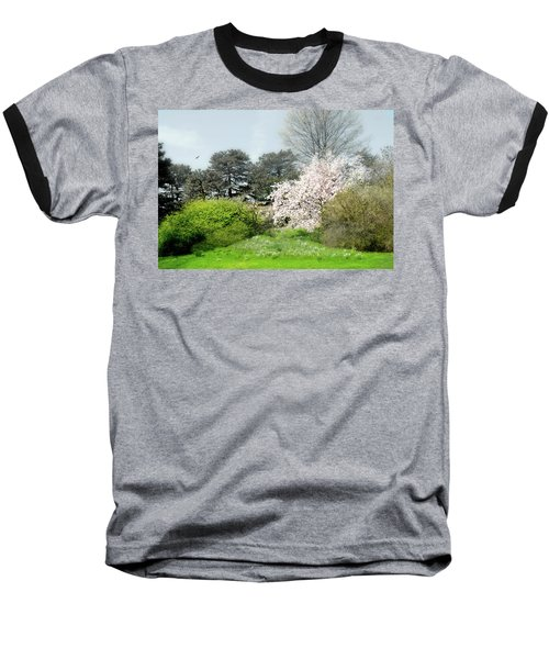 Baseball T-Shirt featuring the photograph Spring Treasures by Diana Angstadt