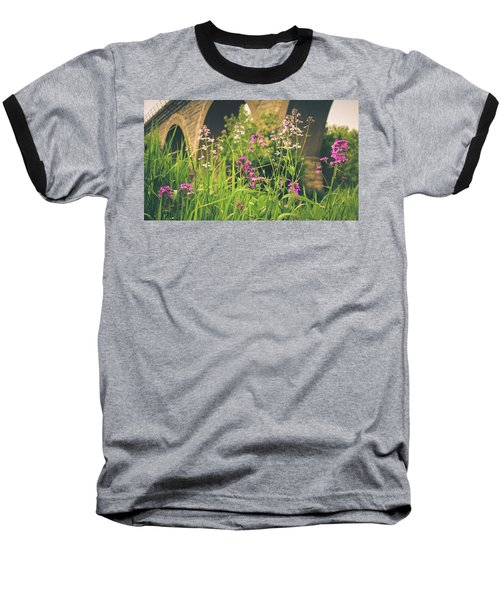 Spring Under The Arches Baseball T-Shirt