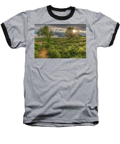 Spring Utopia Baseball T-Shirt