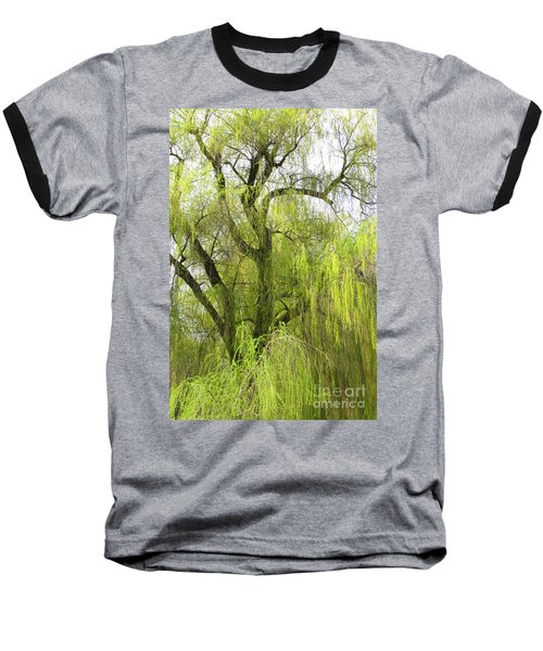 Spring Willow Baseball T-Shirt