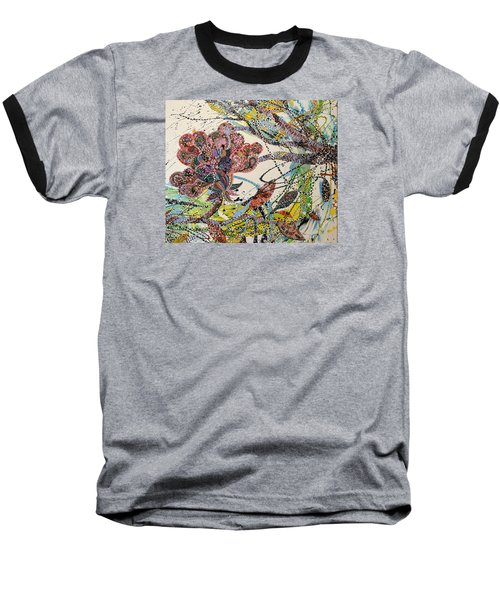 Springing Baseball T-Shirt