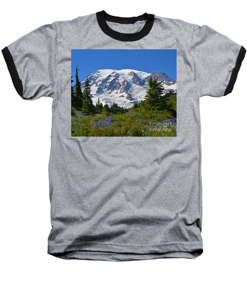 Springtime At Paradise 1 Baseball T-Shirt