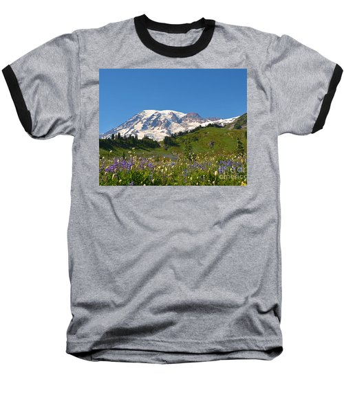 Springtime At Paradise 2 Baseball T-Shirt