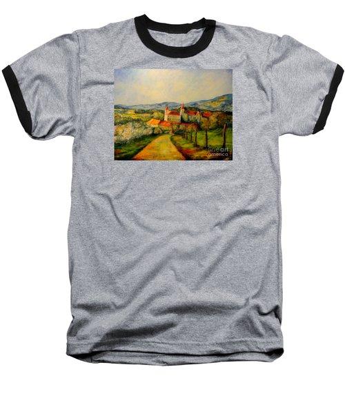 Springtime II Baseball T-Shirt