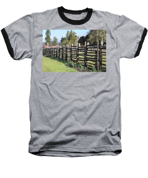 Springtime In Anderson Valley Baseball T-Shirt