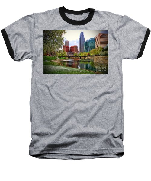 Springtime In Omaha Baseball T-Shirt