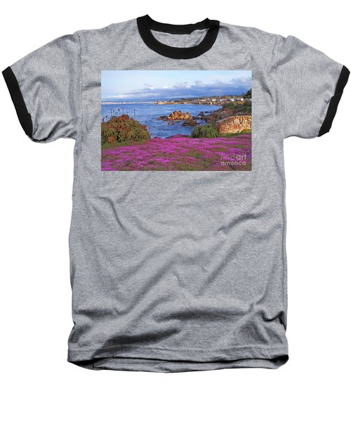 Springtime In Pacific Grove Baseball T-Shirt