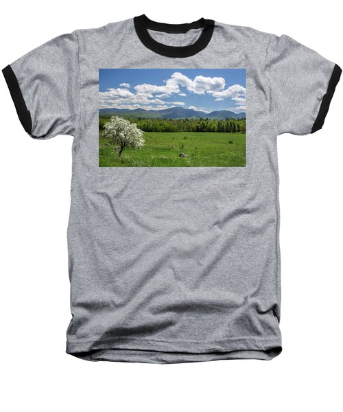 Springtime In Sugar Hill Baseball T-Shirt