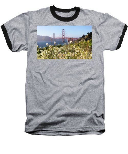 Baseball T-Shirt featuring the photograph Springtime On The Bay by Everet Regal