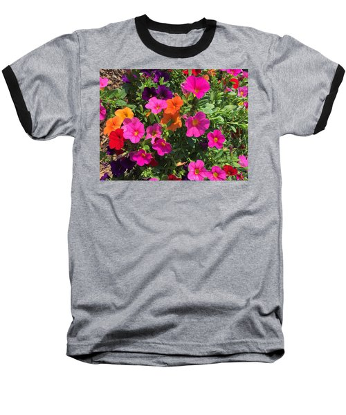 Springtime On The Farm Baseball T-Shirt
