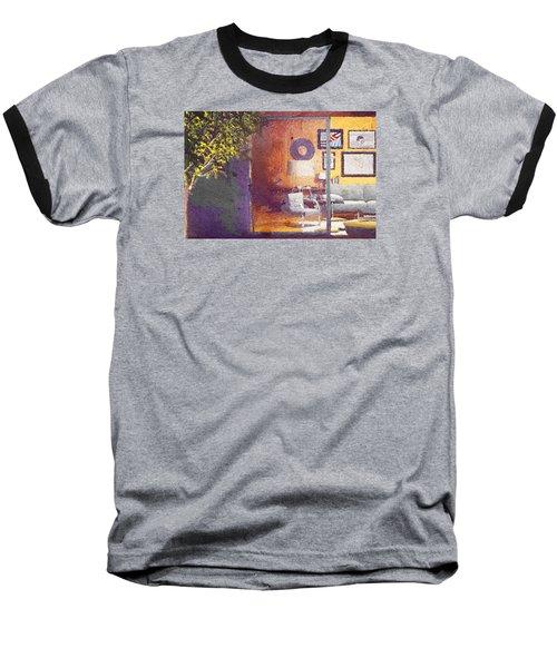 Spying Your Room Baseball T-Shirt