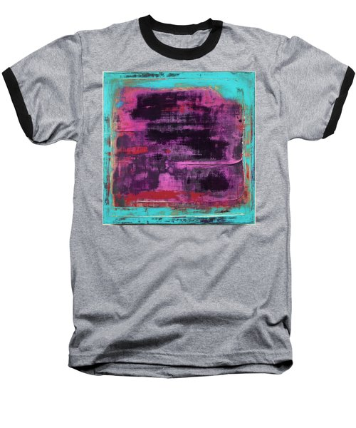 Art Print Square1 Baseball T-Shirt