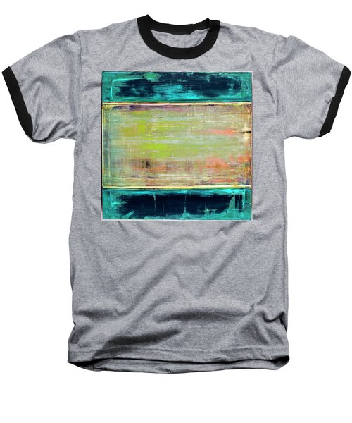 Art Print Square3 Baseball T-Shirt