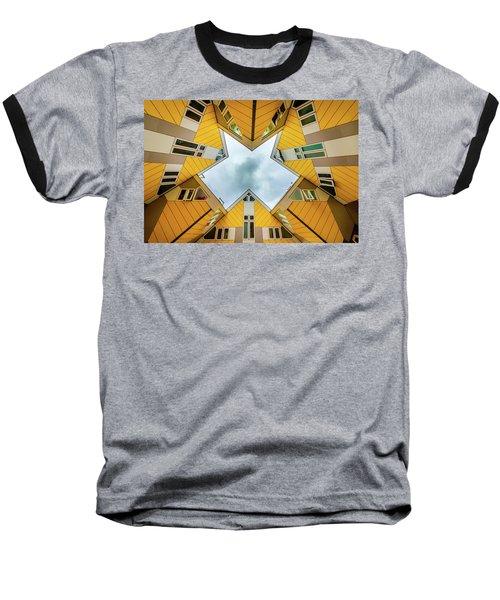 Squared Baseball T-Shirt