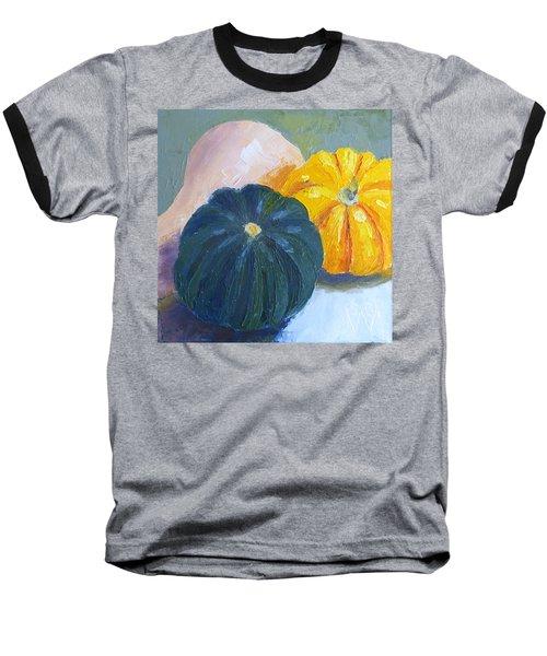 Squash Trio Baseball T-Shirt