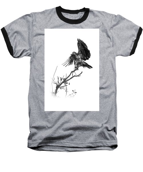 Squaw Creek Red-tail Baseball T-Shirt