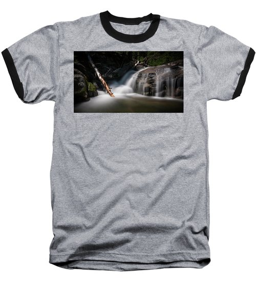 Baseball T-Shirt featuring the photograph Squaw Creek by Sean Foster