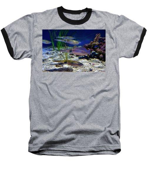 Squid Baseball T-Shirt