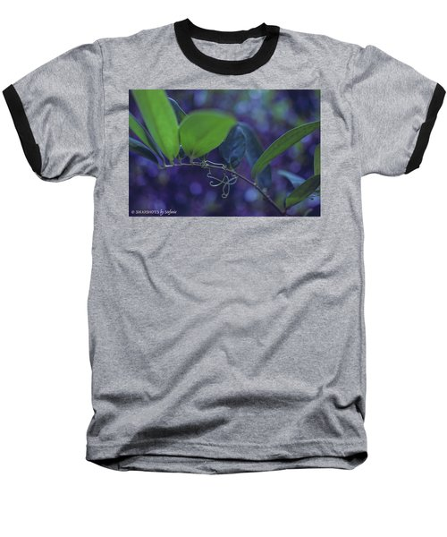 squiggle Vine Baseball T-Shirt