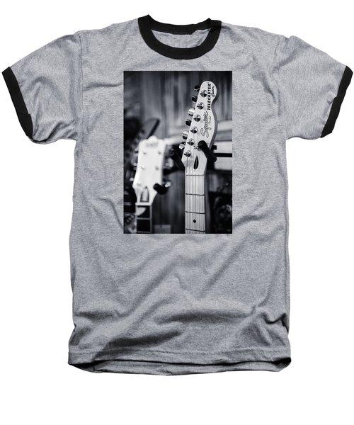 Squier Telecaster Baseball T-Shirt