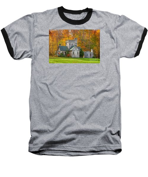 Squires Castle  Baseball T-Shirt