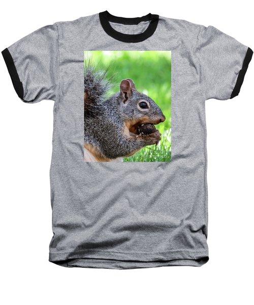 Squirrel 1 Baseball T-Shirt