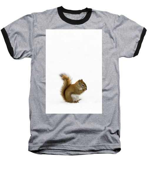 Squirrel Baseball T-Shirt