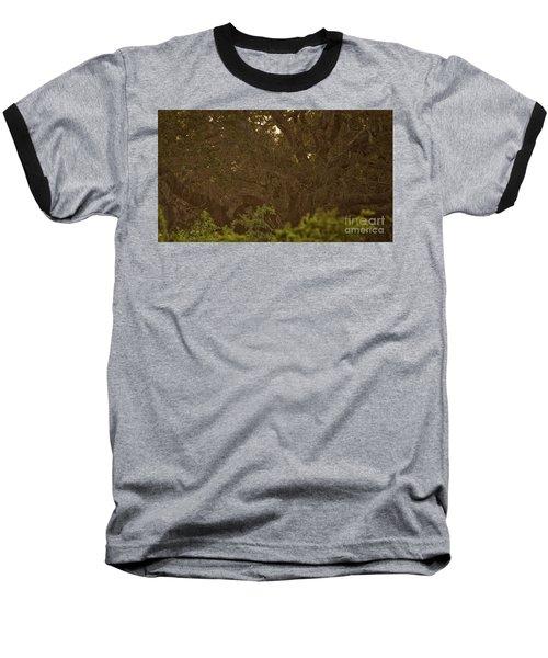 Sri Lankan Leopard And Wild Boar Baseball T-Shirt