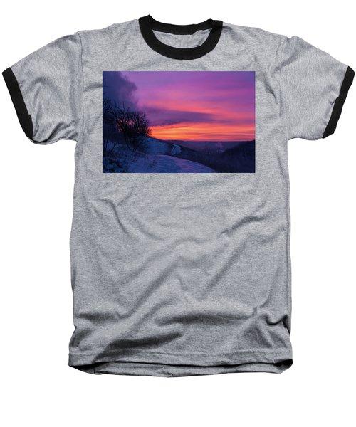 Baseball T-Shirt featuring the photograph Srp-3 by Ellen Lentsch
