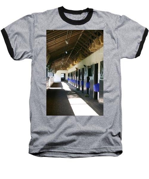 Stable Ready Baseball T-Shirt