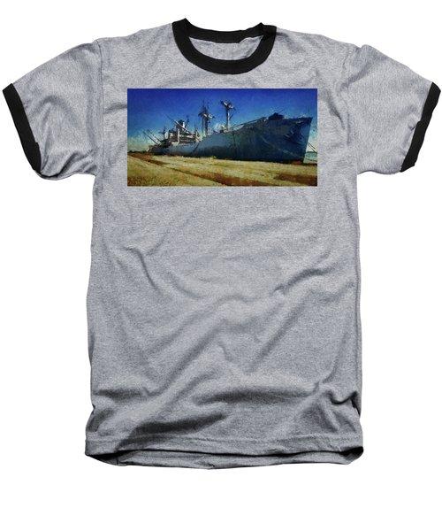 Ss Lane Victory Baseball T-Shirt by Joseph Hollingsworth
