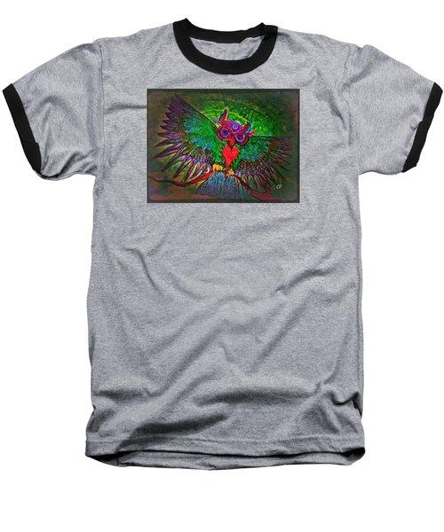 Ss Owl Baseball T-Shirt