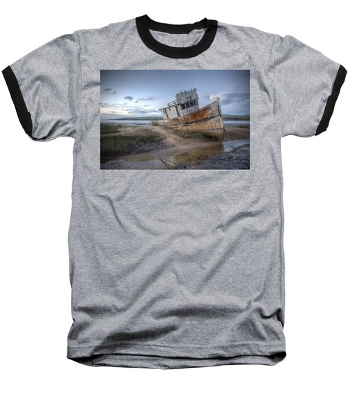 Ss Point Reyes In Inverness Before Demolition Baseball T-Shirt