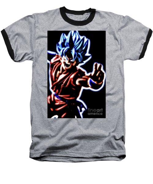Ssjg Goku Baseball T-Shirt
