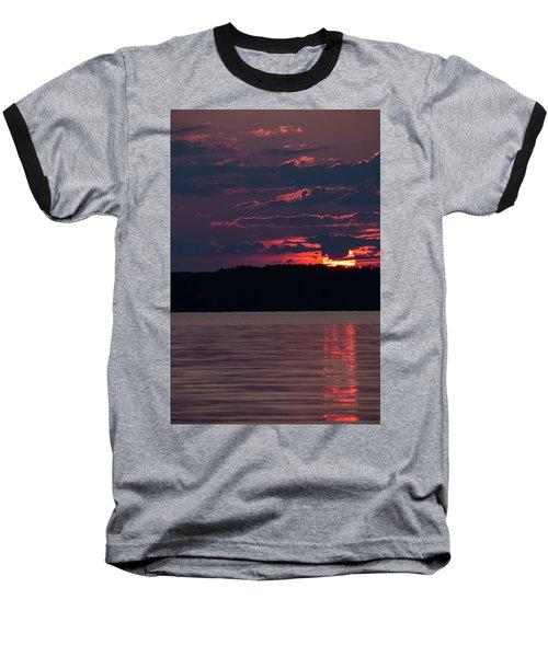 Baseball T-Shirt featuring the photograph Ssp-1 by Ellen Lentsch