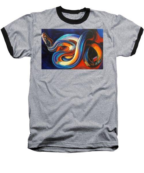 Ssssnake Baseball T-Shirt
