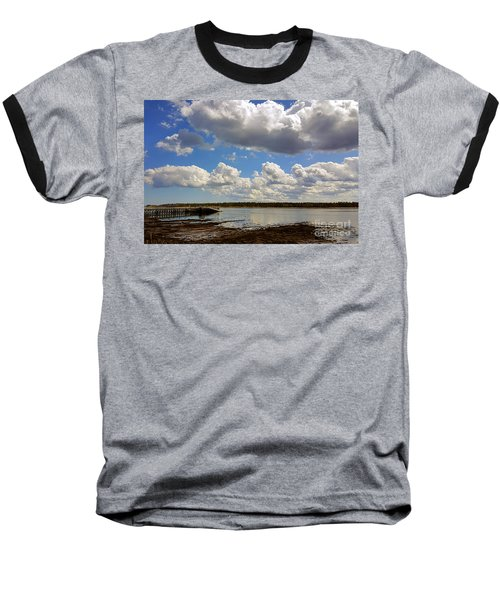 St. Andrews At Low Tide Baseball T-Shirt