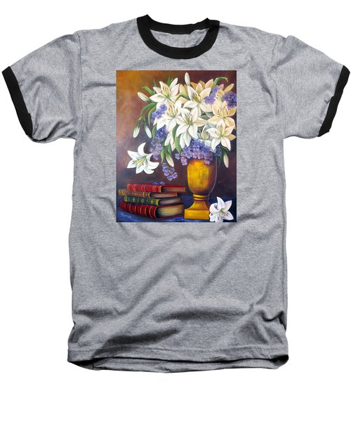 St. Anthony's Lilies Baseball T-Shirt