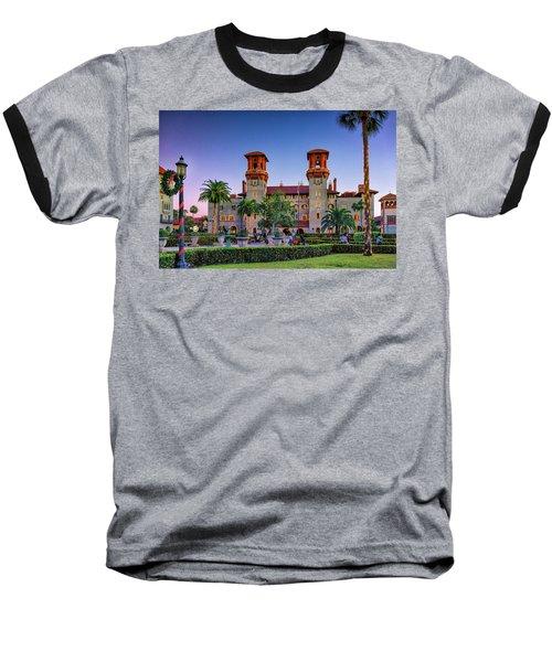 St. Augustine, Fl - Lightner Lights Baseball T-Shirt