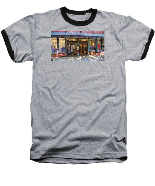St Augustine Indoor Mall Baseball T-Shirt