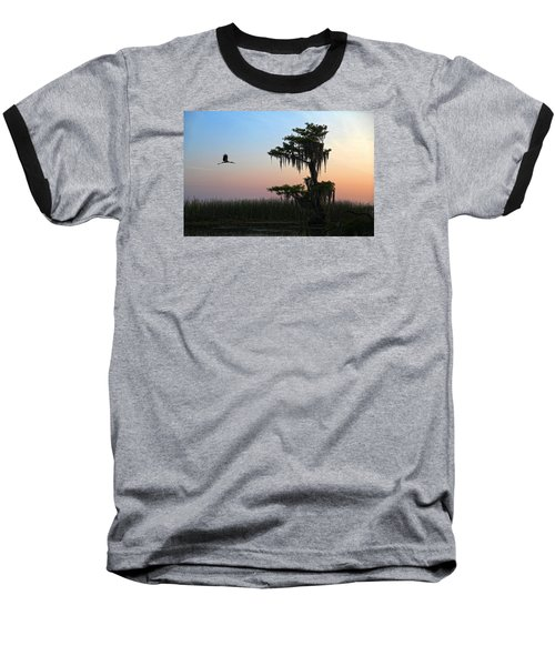 St Augustine Morning Baseball T-Shirt