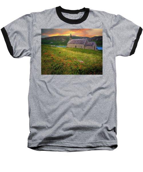 St. Brendan The Navigator Church Of Ireland In Crookhaven Baseball T-Shirt