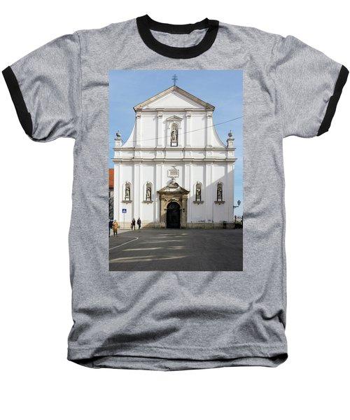 St. Catherine's Church Baseball T-Shirt