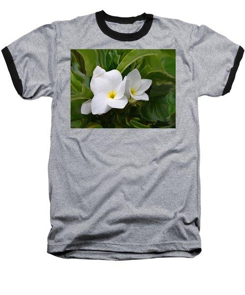 St. Cecelias' Floral Show Baseball T-Shirt
