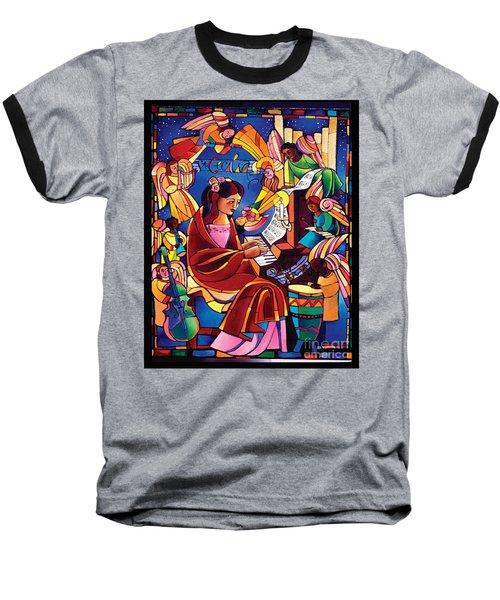 St. Cecilia - Mmcca Baseball T-Shirt
