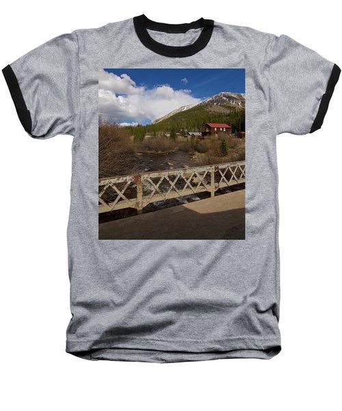 St Elmo Baseball T-Shirt