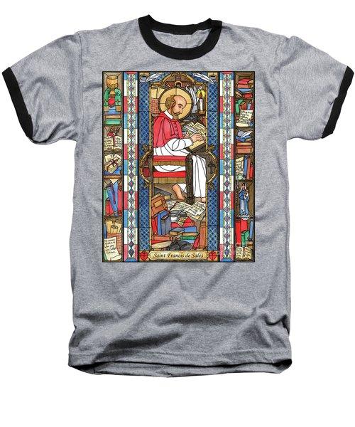 St. Francis De Sales Baseball T-Shirt