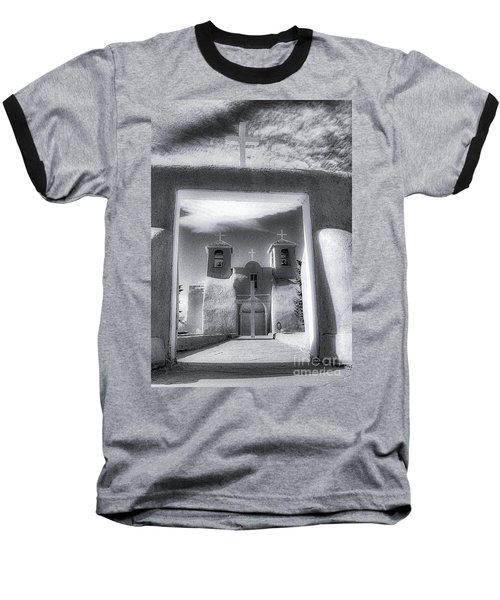 St. Francisco De Asis Baseball T-Shirt